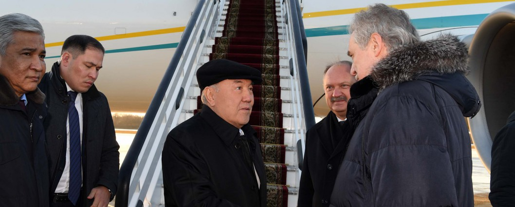 Working visit to the Russian Federation