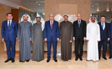 President Kassym-Jomart Tokayev visited the Dubai International Financial Centre (DIFC)