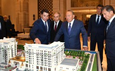 Visit to The St.Regis Astana Hotel