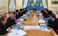 Participation in the meeting of the Working Group on reauthorization between governmental branches
